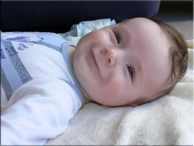 Daniel 4months old (Grandson)