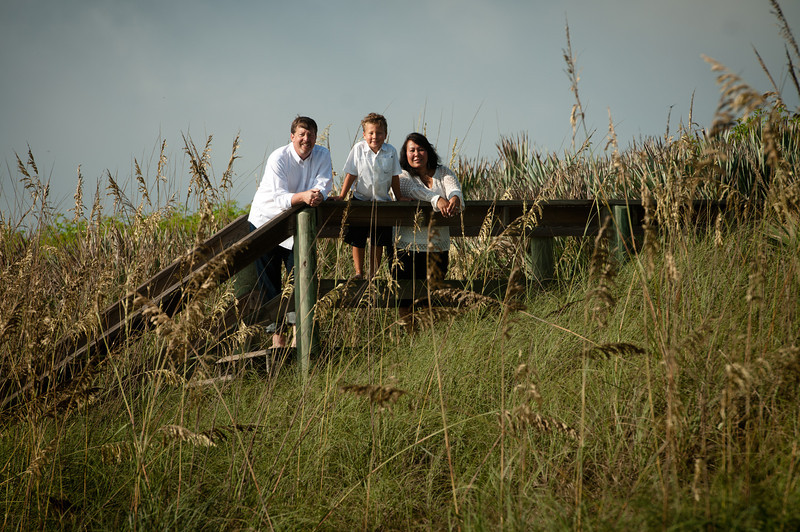 Family portraits in Melbourne, Florida.
