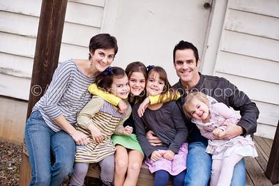 Powell Family 2015
