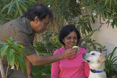 Prakashpalan Family
