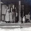 Mary and Frank Johnson, early 1920's