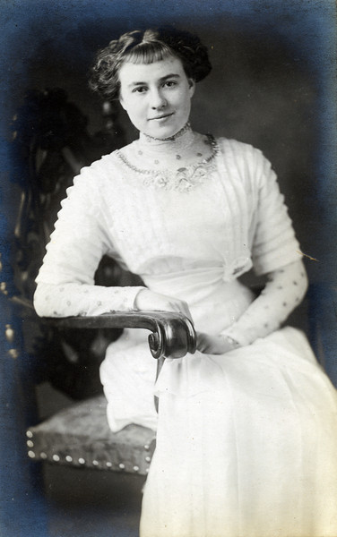 Amy E. Sargent, Friday, December 30, 1910