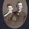 Ethel and Jim Johnson<br /> 1880's
