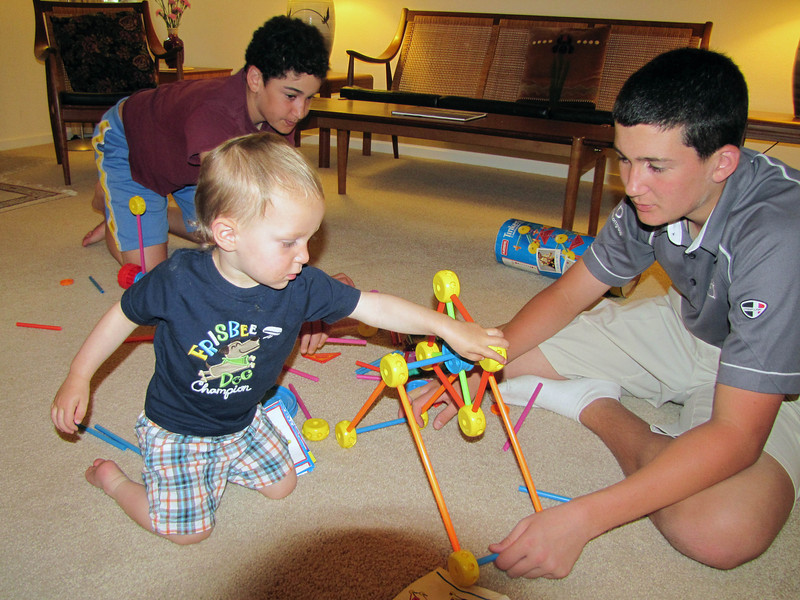 11-The Tinker Toy builders 1
