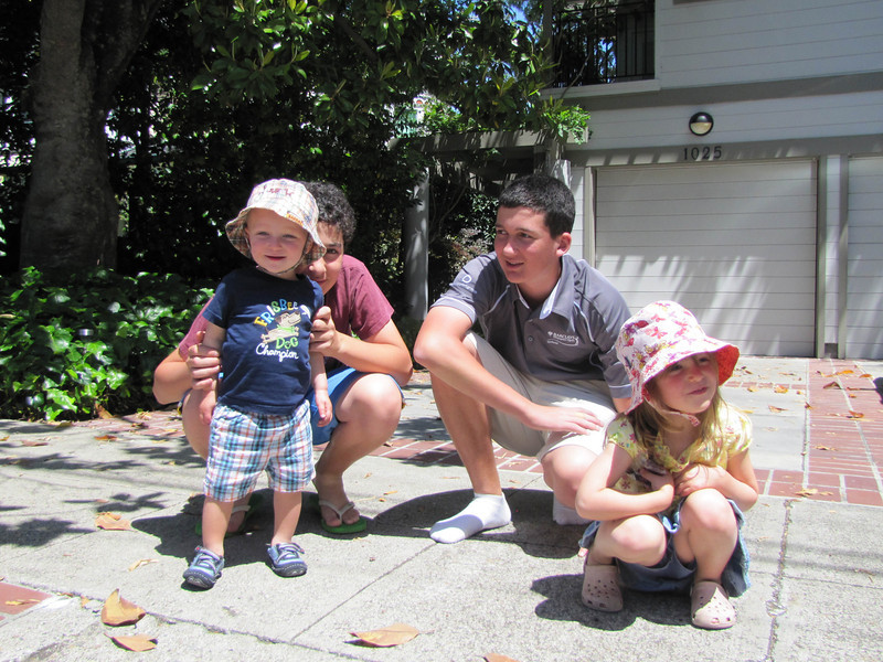 04-Karl, Zack, Jesse, Hazel