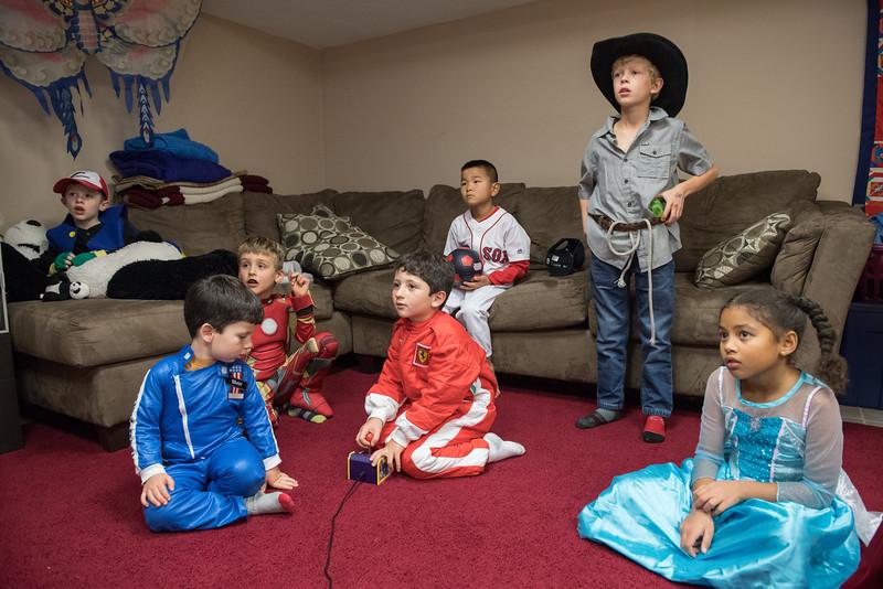 Boys @ Halloween Party-0332