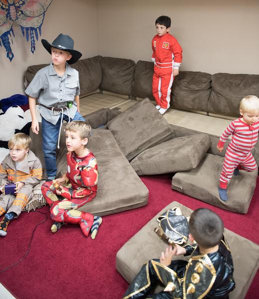 Boys @ Halloween Party-0379