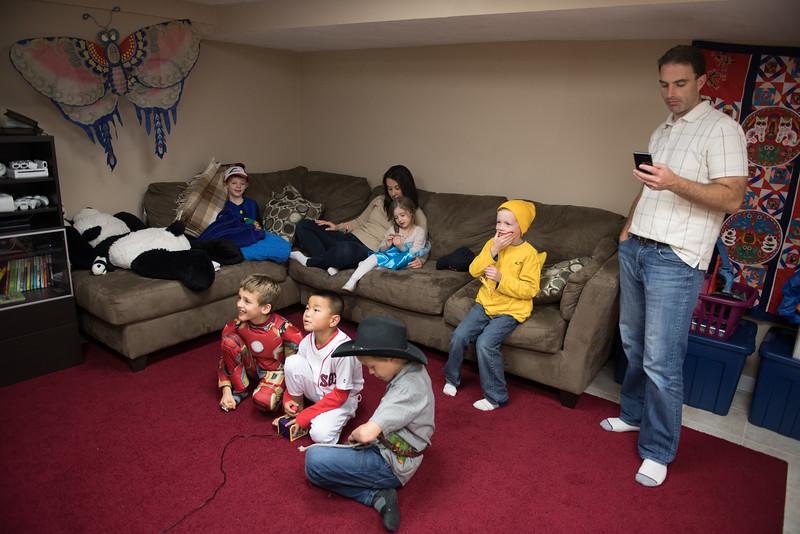 Boys @ Halloween Party-0341