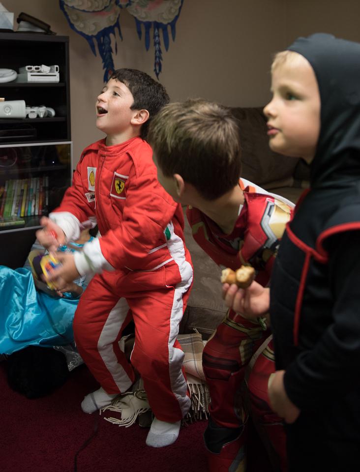 Boys @ Halloween Party-0402