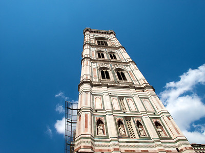 Firenze - Campanile (from below