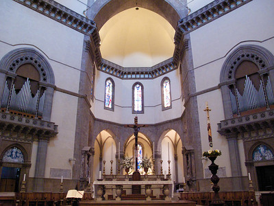 Firenze - S. Lorenzo (altar)