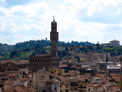 Firenze - From Campanile (Piazza Signoria)