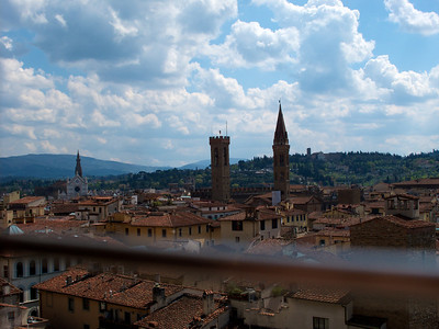 Firenze - From Campanile (S. Croce)