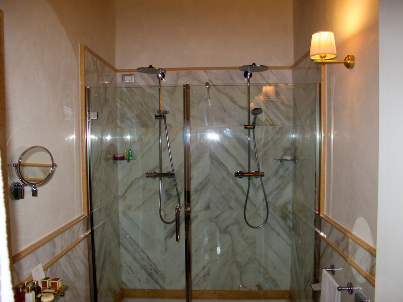 Firenze - Hotel Golden Tower (double shower)