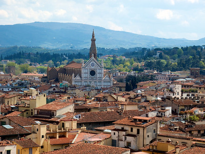 Firenze - From Campanile (S. Croce)