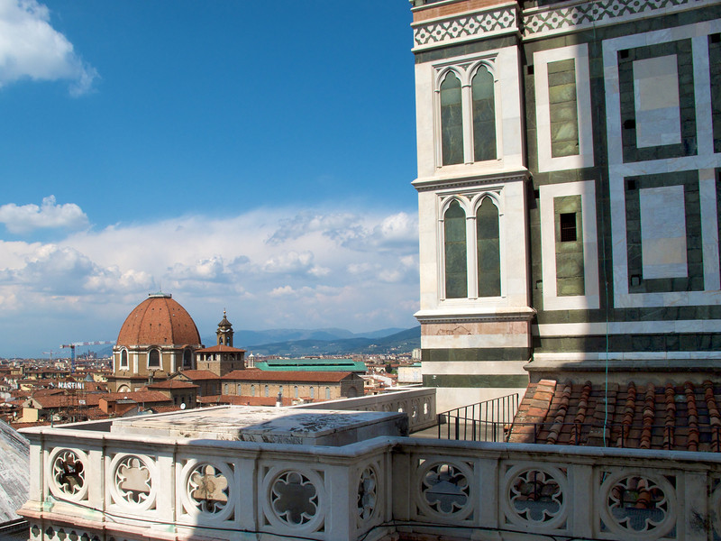 Firenze - From Campanile (S. Lorenzo)
