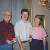 October 1988, JHU graduation party.