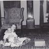 Patricia with Jack Callanan, October 1962.