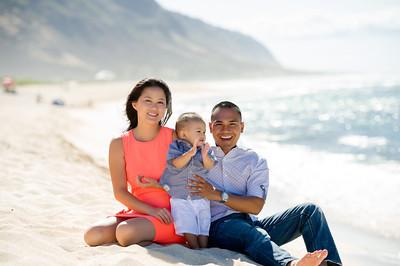 Priscilla Family