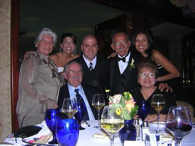 Tia Zat, Primita Amy, Primo Chicho, Tio Carlos, Primita Jessica, Dad & Mom