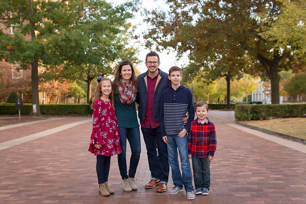 Proctor Family 2017