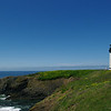 6/21  Moving down the Oregon coastline there are a series of very picturesque lighthouses.