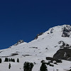 6/13  Drove up to Mt. Hood on our way to the Colombia River.  Still skiing up there in mid June!