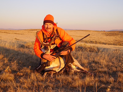 Pronghorn Hunting 2007