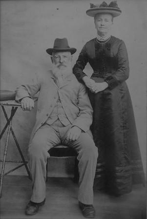 Edwin & Mary Dyson