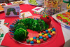 Patrick's 1st birthday: The Very Hungry Caterpillar