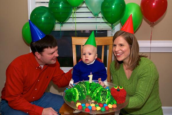Patrick's Birthdays
