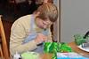 Very Hungry Caterpillar cake for Patrick's 1st birthday.