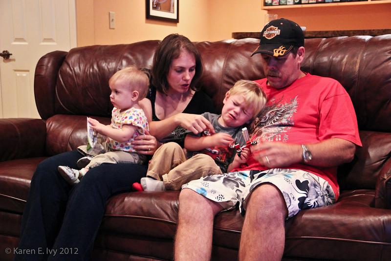 Sundberg family