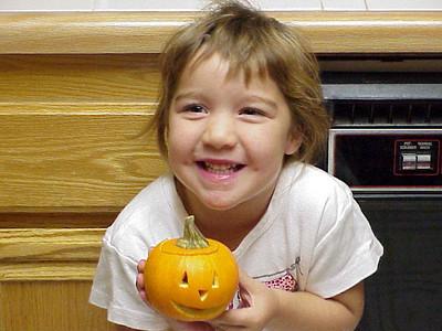 Pumpkin Carving 2001
