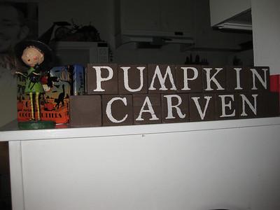 Pumpkin Patch - October 2009