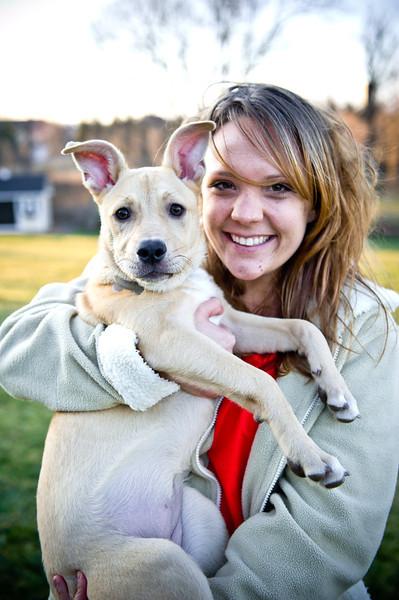 Puppy Love Photoshoot