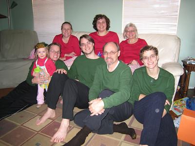 Q Christmas 2008-9