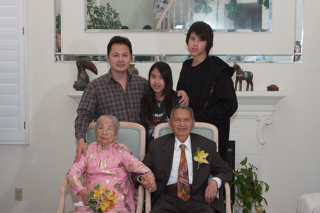Trian's Family