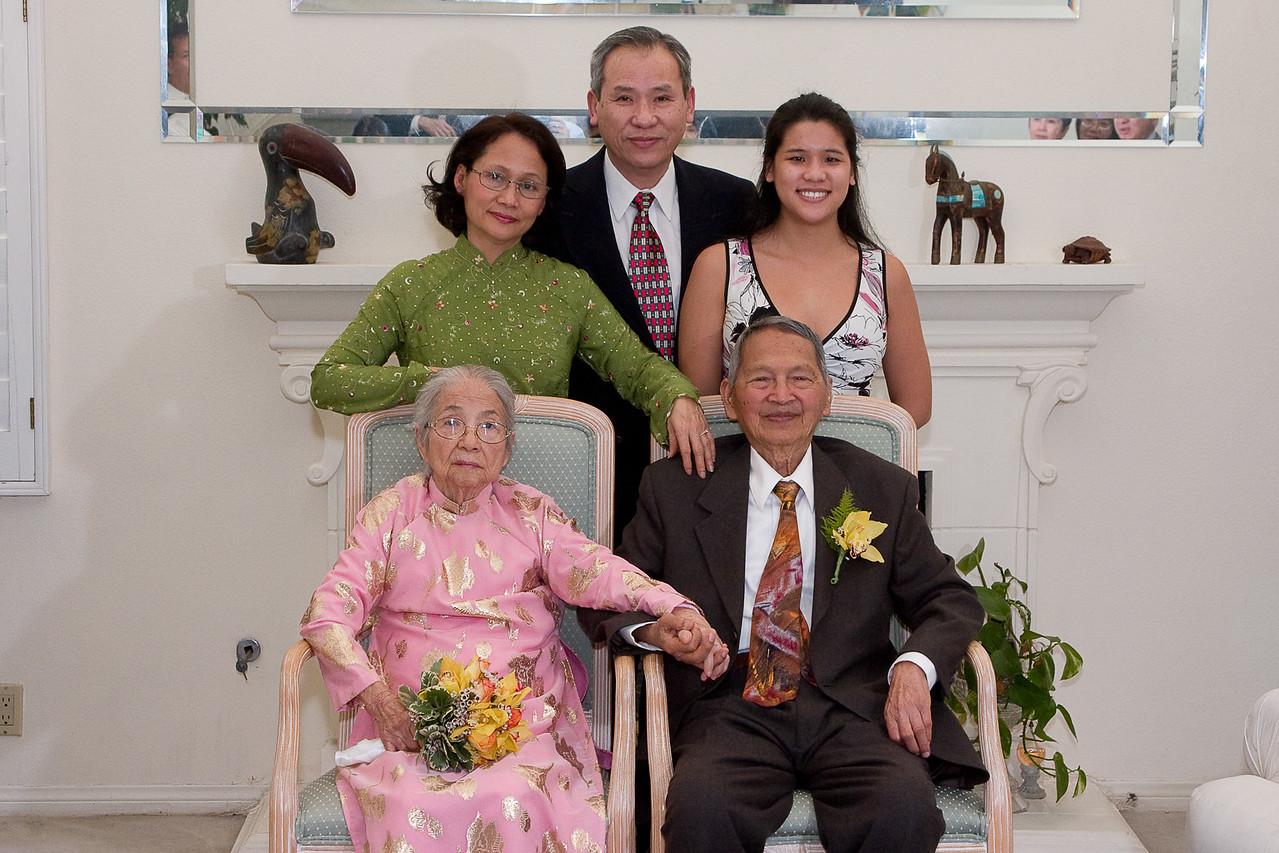 Hue's Family