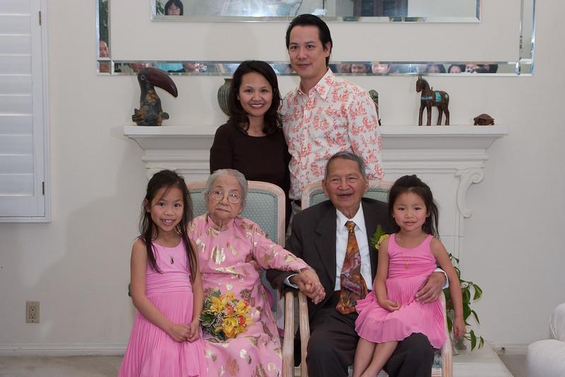 Michelle's Family