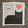 I Love Kitties Wall Hanging