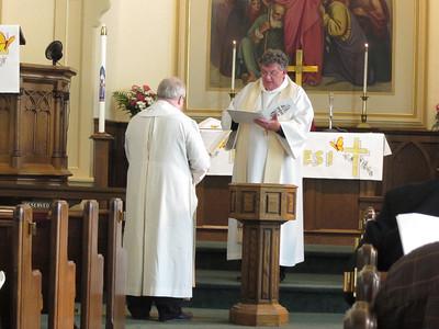 Dad's Installation - Cambridge Lutheran Church