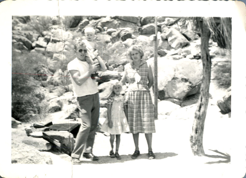 Lloyd Curtis Myers ,boy son Lloyd, girl,Barbara,Velma Myers.