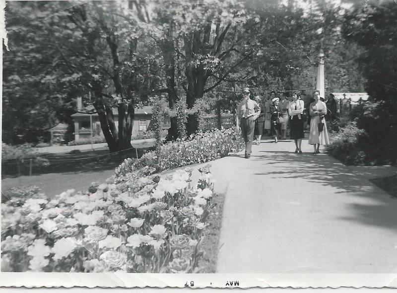 MICHIGAN MAY 1957