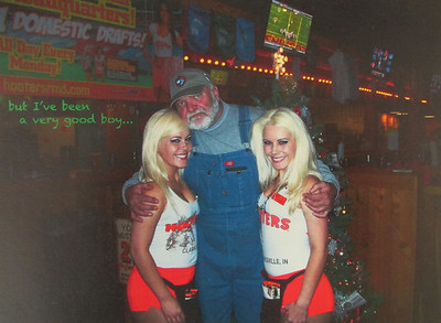 The Hooters Twins