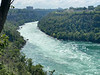 DAY EXPLORING NIAGRA FALLS. FIRST STOP WHIRLPOOL ON NIAGRA RIVER AFTER THE FALLS