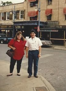 Jenny; Carl; Herenandez.Stockyards.FortWorth.TX.Sept.1990