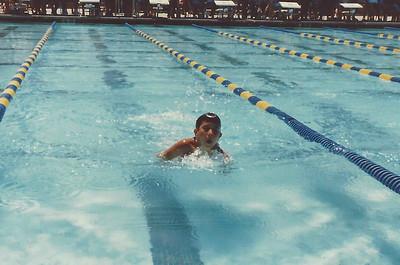 Greg; Swimming; 1987