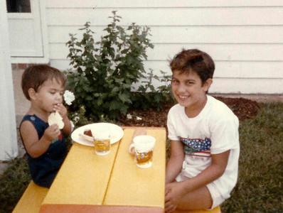 Greg; and; Michael.1986.; Baltimore