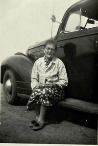 Grandma Herron.